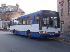 Preserved L102LRA Matlock County Hall (Guy Arab UF) Tags: preserved bus l102lra 1993 volvo b10b58 northern counties paladin matlock county hall derbyshire peak district buses highpeak 681 trent barton 102