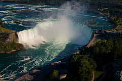 Horseshoe Falls (A Great Capture) Tags: escarpment upstream gorge river niagara agreatcapture agc wwwagreatcapturecom adjm on ontario canada canadian photographer ash2276 ashleylduffus ald mobilejay jamesmitchell summer summertime niagarafalls falls waterfall horseshoefalls fromabove skylontower 2016 mist misty water view birdseye tablerockwelcomecentre