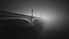 Break on through (vulture labs) Tags: fog vulture labs london westminster bridge wwwvulturelabsphotography