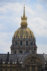 Htel des Invalides (pjpink) Tags: hoteldesinvalides invalides gold dome architecture paris france may 2016 spring pjpink