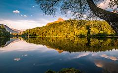 Mirror Image (jc's i) Tags: glencoe lochan scotland 2016