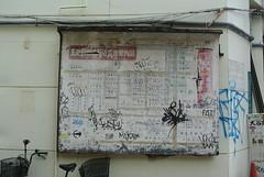 osaka890 (tanayan) Tags: urban town cityscape osaka japan nihonbashi    nikon j1 road street alley guide map