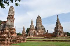 Ayutthaya (scuba_dooba) Tags: สยาม phra อยุธยา พระนครศรีอยุธยา nakhon ราชอาณาจักรไทย ayutthaya siam phranakhonsiayutthaya ประเทศไทย historical park thailand si edited