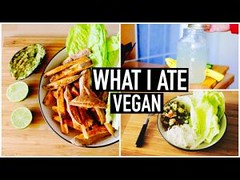 What I Ate Today / Plant Based, Vegan Healthy Meals & Recipes (Healthy Fun Fitness) Tags: what i ate today plant based vegan healthy meals recipes