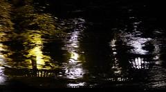 (MAGGY L) Tags: dmcfz200 nuit night reflet eau adour fleuve remous