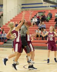 DJT_6244 (David J. Thomas) Tags: sports athletics basketball alumni homecoming lyoncollege scots batesville arkansas women