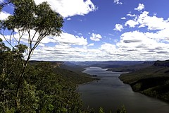 Lake Burragorang (TOXTETH L8) Tags: dam lake water newsouthwales australia drought sydney wilderness