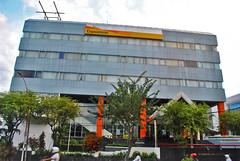 Bank Danamon Gub Suryo (BxHxTxCx (using album)) Tags: surabaya building gedung architecture arsitektur office kantor