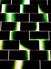 Tiles (teaselbrush) Tags: harry potter warner brothers bros studio tour making jk rowling wizard exhibition attraction film book books nightmare eerie spooky odd macabre uncanny london watford dark creepy ministry magic tiles green