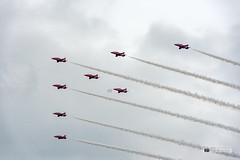 RAF Red Arrows (Nur Ismail Photography) Tags: redarrows british bae royalairforce raf britishhighcommission aerobatics display fighterjets redarrowstour redarrowsinmy globalbritain