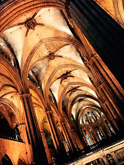 Cathedral of Barcelona (czekphoto) Tags: barcelona architecture cathedral