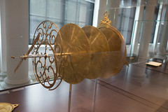 Astrolabe extended (quinet) Tags: 2014 dresden germany mathandphysicsmuseum mathematischphysikalischersalon royalcabinetofmathematicalandphysicalinstruments saxony uhr zwinger astrolabe clock horloge