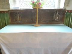 Abbots Morton, Worcestershire (Sheepdog Rex) Tags: altars reredos stpeterschurch abbotsmorton