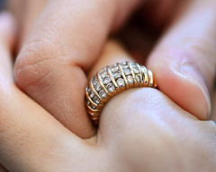 ((photo)shooting_starr) Tags: finger bodylanguage ring