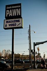 Pawn Shop, Salt Lake City, UT (fukkle.de  lofi doc photography) Tags: street travel usa sign shop utah downtown roadtrip saltlakecity slc pawn pawnshop pfandleiher fukklede lofidoc