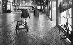 strasbourg - la nuit (dhodho.net) Tags: bw noel nb strasbourg nuit dhodho