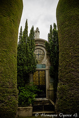 cementerio Sara Braun (Homayra Oyarce G.) Tags: punta