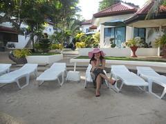 DSCN0024 (daku_tiyan) Tags: beach bohol don cave marielle tagbilaran alona hinagdanan dakutiyan saludaga