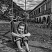 Boy on the Convent's Swing  (free download read below)