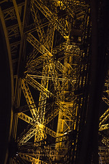 Eiffel Tower by Night (IFM Photographic) Tags: paris france night canon eiffeltower nighttime sp latoureiffel champdemars 75007 tamron 7th f28 7me gustaveeiffel 7e 600d 1750mm ladamedefer 7tharrondisment tamronsp1750mm arondisment tamronsp1750mmf28diiivc img7121a
