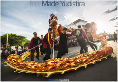 Dragon Dance (Bali Based Freelance Photographer and Photo Stocks) Tags: life people bali nature beauty canon indonesia eos photo foto stock culture daily cultural alam budaya balinese culturalevent myudistira madeyudistira myudistiraphotography