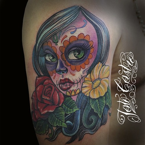 369255ecf #tattoo #Tattoos #tatuajes #tatuagem #rockcity #tatocastro  #tattoosofinstagram #tattoosnob