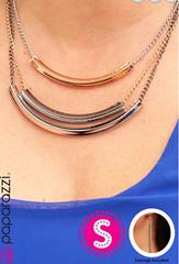 5th Avenue Silver Necklace K2 P2220A-3