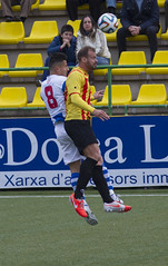 "Sant Andreu 2 Hercules 1 <a style=""margin-left:10px; font-size:0.8em;"" href=""http://www.flickr.com/photos/23459935@N06/16354401957/"" target=""_blank"">@flickr</a>"