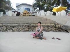 DSCN0030 (daku_tiyan) Tags: beach bohol don cave marielle tagbilaran alona hinagdanan dakutiyan saludaga