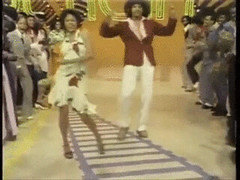 New trending GIF on Giphy (1TDoug) Tags: train disco happy dancing soul 70s gif gifs trending ifttt giphy
