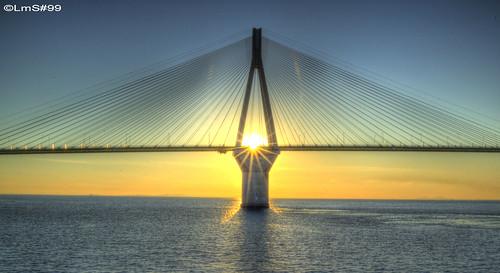 rio-antirio sunset