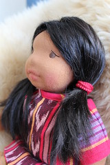 Waldorf doll. Lalka Waldorfska (balticdolls) Tags: doll waldorf lala lalka zabawka