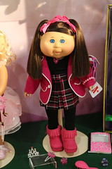 Toy Fair 2015- Wicked Cool Toys (CPK/Girl Scouts) (Kewpie83) Tags: new york city baby classic girl animal kids toy kid cookie oven scout fair cabbage patch collector cpk nytf nytf15