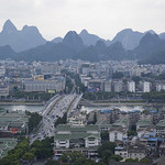 "Guilin city landscape<a href=""http://www.flickr.com/photos/28211982@N07/16608846822/"" target=""_blank"">View on Flickr</a>"