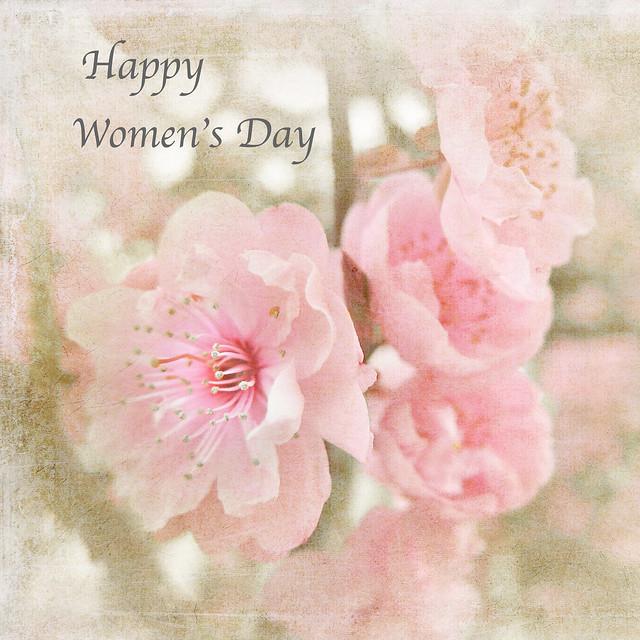 HAPPY WOMENS DAY.. DEAR FLICKR WOMEN FRIENDS