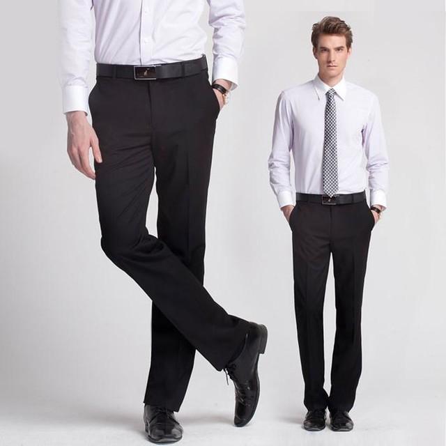 Plus-Size-Trendy-Suit-Pants-Business-Formal-Clothing