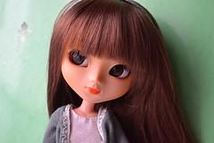 Rêve? (~Louna~) Tags: fairy wig pullip nina custom fée custo obitsu
