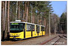 Strausberg - 2015-04 (Olher2) Tags: tram ste tatra tramcar strausberg kt8d5 strasenbahn strausbergereisenbahn