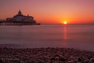 Eastbourne sunrise