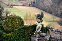Dal giardino della villa (fiumeazzurro) Tags: toscana abigfave anticando