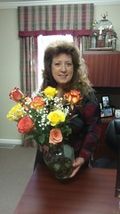 Congratulations to Miriam on 16 years at Broome!