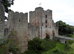 Ludlow Castle - The Keep (Row 17) Tags: uk greatbritain england urban castle castles architecture town shropshire unitedkingdom britain medieval historic ludlow ludlowcastle gb keep fortification historicsite heritagesite