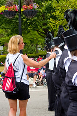 Keeping Them Cool With a Spritz of Water Skokie Illinois 4th of July Parade 2016 3711 (www.cemillerphotography.com) Tags: holiday kids illinois families celebration route politicians celebrities independence 4thofjuly clowns classiccars floats acts