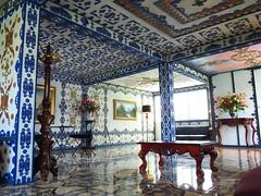 Cuarto Azul 1 (Lestath_x , Fotografia) Tags: decoracion clasica cuarto azul lestathx lounge arte arquitectura diseo de interiores interior design art molduras clasicas revestimientos clasicos en yeso mobiliario fino decoracin