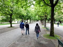 bastions (jirfy) Tags: switzerland helvetica geneva geneve parc des bastions university universite forest trees walk stroll path urban city trail