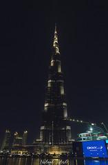 Burj Khalifa Dubai (nabeel461) Tags: burj khalifa dubai night architecture building cityscape light nightscape canon 6d 1740mm uae middle east stars city