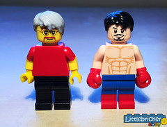 Best partners in boxing (littlebricker) Tags: training freddie boxing roach manny pacquiao