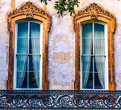 A nod to elegance.... (tomk630) Tags: windows georgia symmetry historic savannah elegant