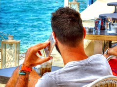 Sexy by the sea. (Barber 1971) Tags: back barbershop stubbles nape sexyhaircut haircutfreshbarber