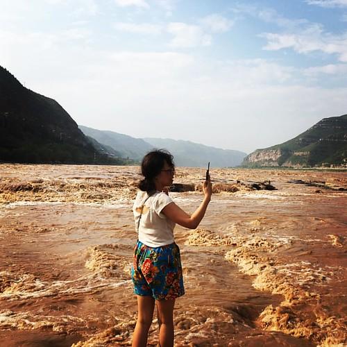 Hukou @ Yellow River